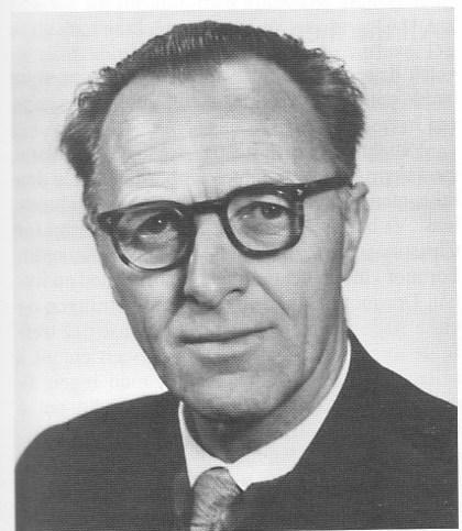 Roald Daler (1910 - 1977) var annenstyrmann på «Woolgar» da den ble bombet av japanerne i 1942. (Foto tilhører Wenche Daler)