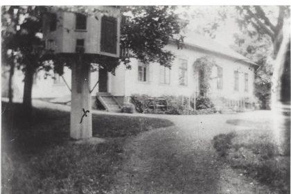 Fagertun før 1900. Funnet på Fagertun i 2016 av Tor Carlstedt