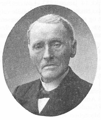 Lærer Thor Hansen, Nøtterøys første seminarist.