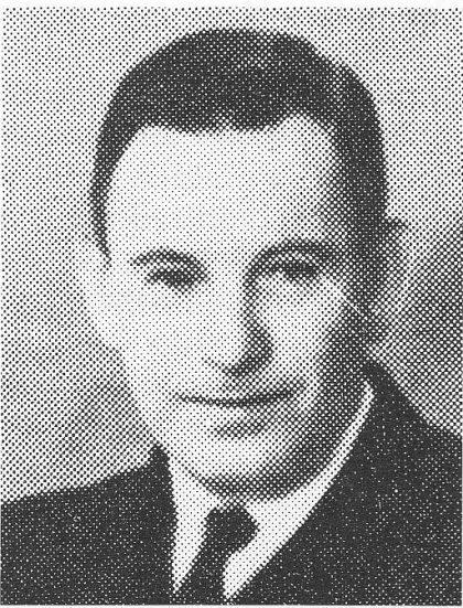 Kaptein Ole Kjøle Gjertsen. (Norges Skibsførere. 1954)