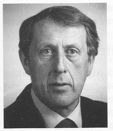 Artikkelforfatteren Wilhelm Magnus (Foto utlånt av hans søster; Sigrid Evensen)