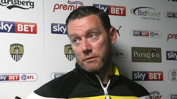 Nolan: We kept ourselves in it - News - Notts County FC