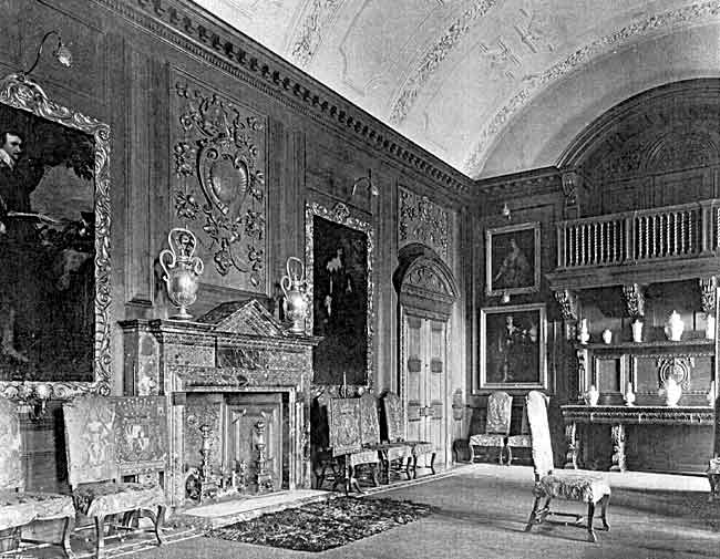Nottinghamshire History Gt Articles Gt Country Homes