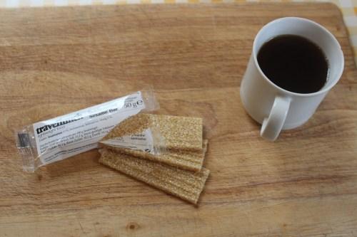 EPA TYP 1 Kaffee mit Sesamriegel