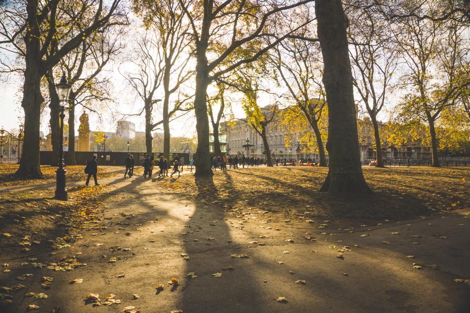 Reasons Why I Love London