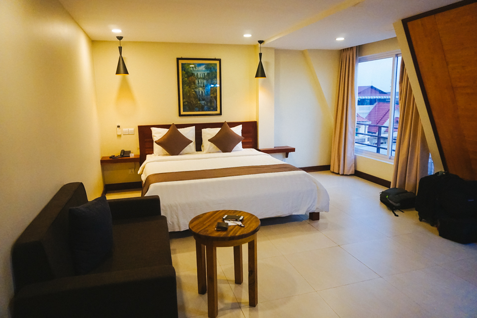 The Amazing Residence Siem Reap Cambodia