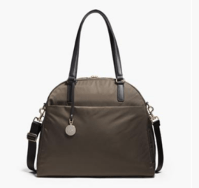Lo and Sons Army Green Gold OG Bag