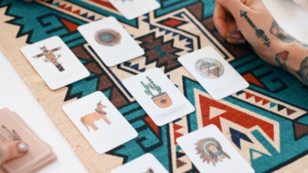The Symbolic Life Tarot