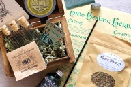 herbal witchery box