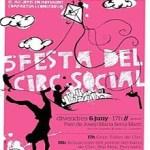 Cinquena edició de la Festa del Circ Social
