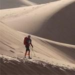 Òscar Comabasosa canvia per uns dies la feina a Nou Barris per la Marató dels Sables