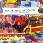 Molts anys de còmic a Can Verdaguer