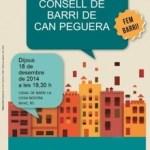 Consell de barri de Can Peguera