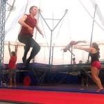 L'Escola de Circ Rogelio Rivel ja té serveis d´aigua i llum