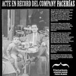 En memòria de Josep Lluís Facerías