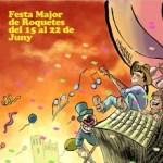 Festa major al Turó de la Peira, les Roquetes i Can Peguera