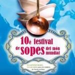 10 cartells del Festival de Sopes per obrir boca