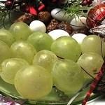 Per què mengen raïm la Nit de cap d'Any?