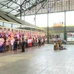 El Mercat de Canyelles guanya una plaça central per a esdeveniments