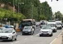 Canyelles reclama un replantejament del carril bus a la via Favència