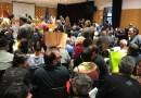 L'Audiència Pública s'omple de gom a gom i d'opinions discordants