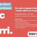 Consell de Barri de Ciutat Meridiana