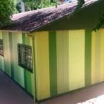 L'AV Ciutat Meridiana reclama una seu definitiva després de 20 anys de provisionalitat en un barracó
