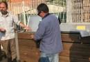 Can Valent estrena un compostador comunitari