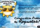 Dos mesos d'activitats i concerts amb l'Operació Solete a les Roquetes