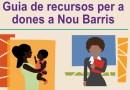 Nou Barris edita una guia de recursos per a dones