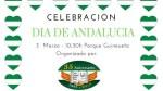 Commemoració del Dia d'Andalusia al Parc de la Guineueta
