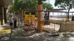 En marxa les obres de reurbanització del carrer de la Mina de la Ciutat