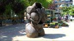L'escultura Escullera