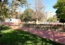 L'àrea de gossos del Parc Central de Nou Barris guanyarà 300 metres quadrats