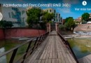 L'Aqüeducte del Parc Central, en realitat virtual