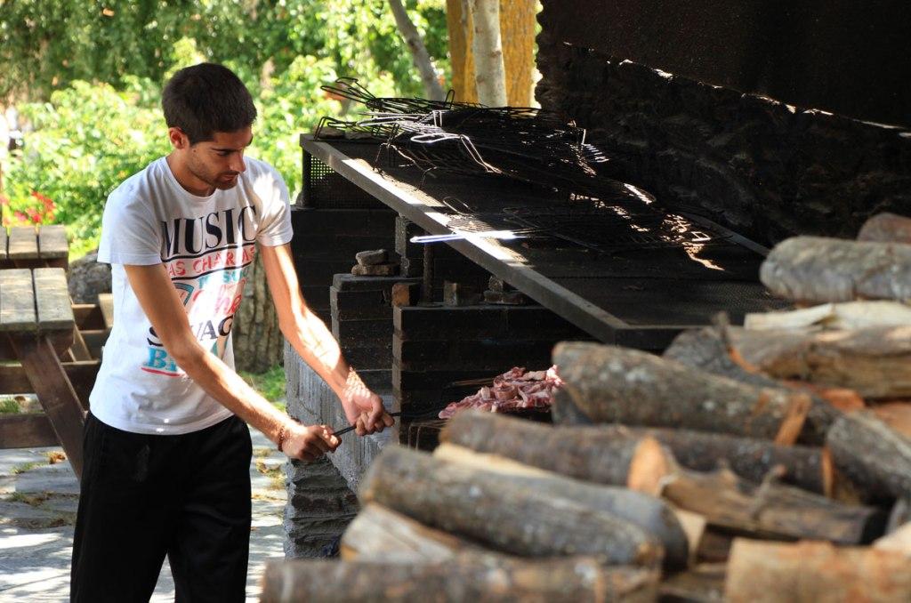 barbacoa Nou Camping