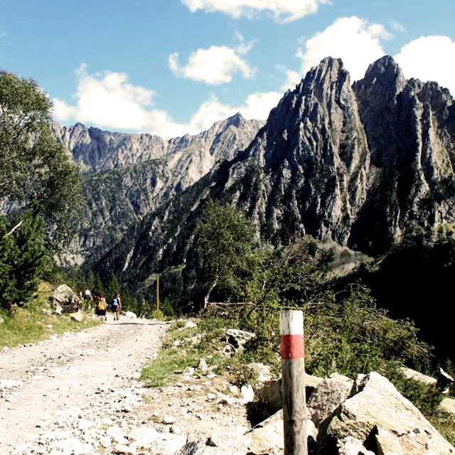 Long distance hiking – GR11