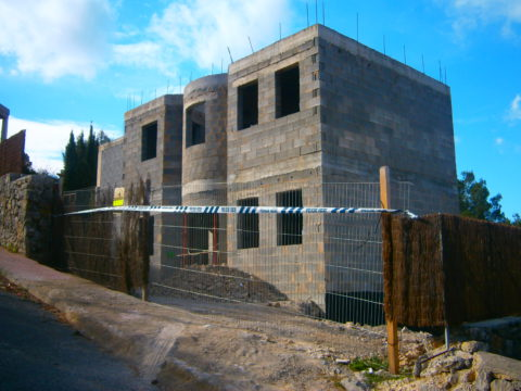 Construcción en Jesús