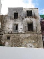 Imagen del inmueble de la calle Fosc, subastado por Vila.