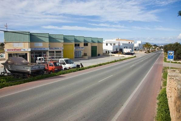 Área industrial Formentera