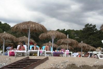 La capacidad del Tropicana Beach Club es para unas 700 personas.