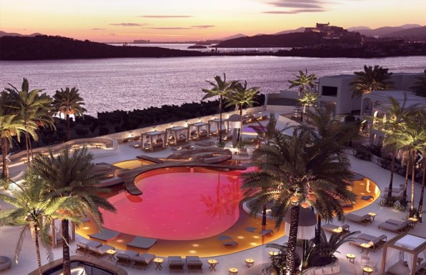 Una imagen del hotel Destino.