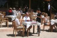 Restaurante sa Caleta, en es Bol Nou.
