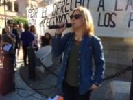 La protesta contra los alquileres abusivos es una de las iniciativas originadas en Facebook.