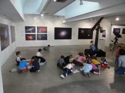 Exposición 'De Ibiza al cielo'. Foto: AEE