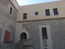 Imagen del recinto patrimonial .