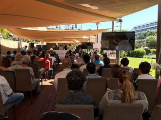 Xefs de restaurants espanyols han participat avui en el II Fòrum de Gastronomia de la Mediterrània.