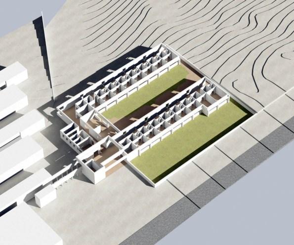 Presentación del proyecto de la futura residencia para mayores de Formentera. Foto: Consell de Formentera