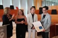 El premiat Toni Planells.