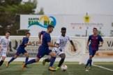 Paco Natera (10Peña-FC Barcelona. Foto Paco Natera (Fútbol Pitiuso))